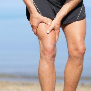 Muskelbristning i låret | GraceWellness